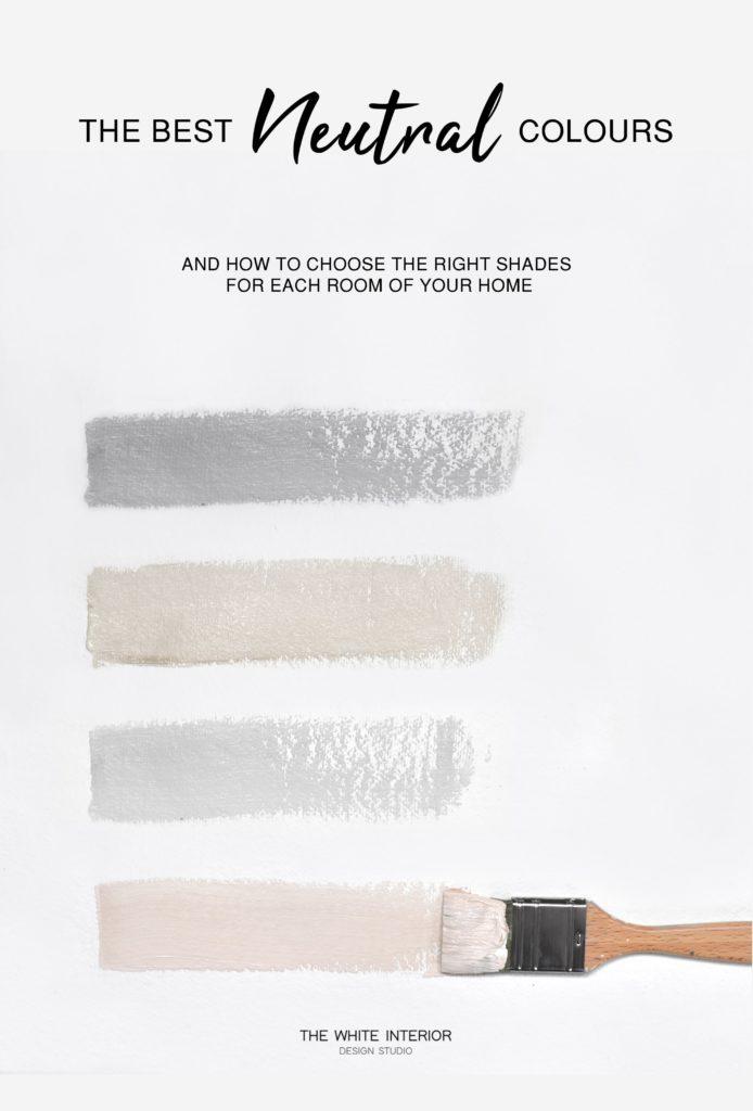 Best Neutral Paint Colours