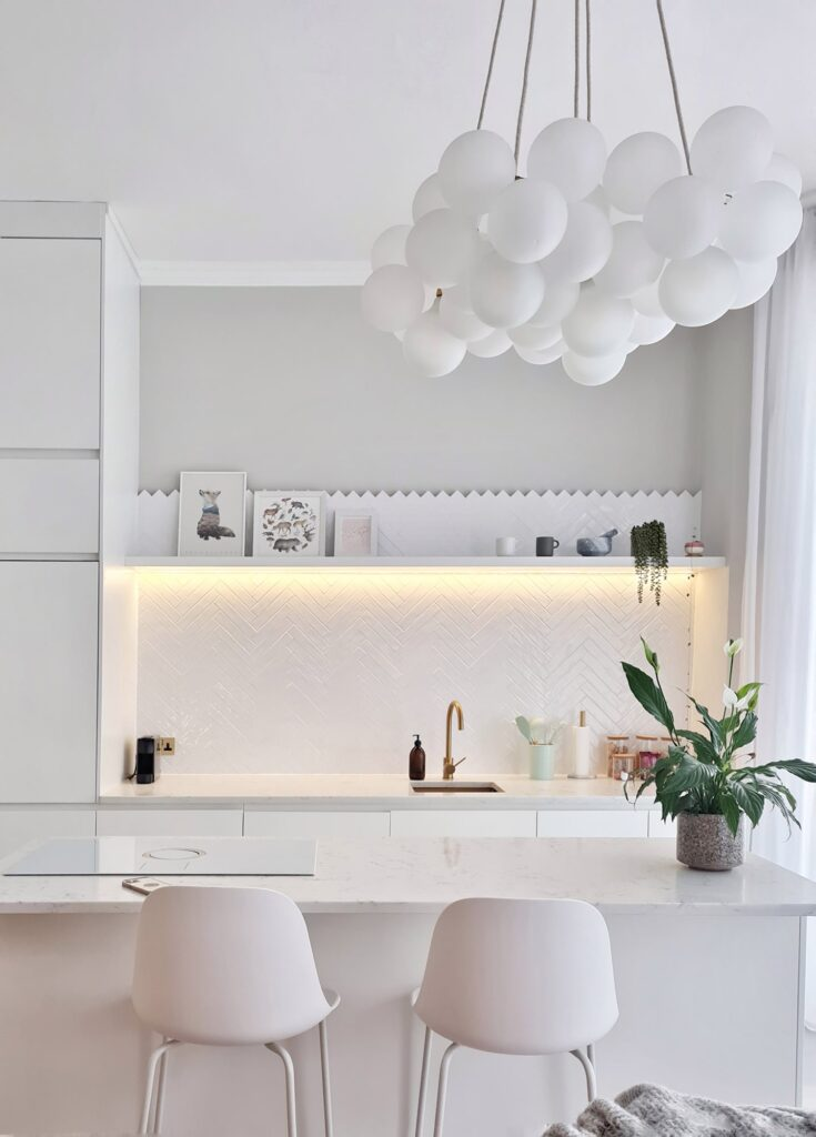 The White Interior Design Projects